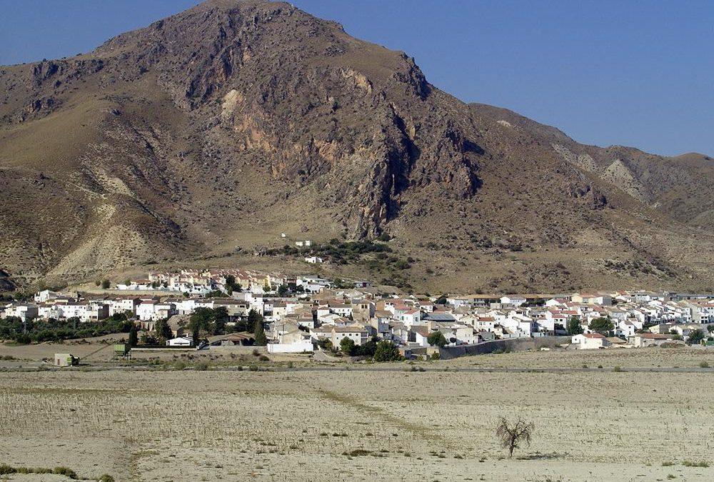 Castillo del Cerro de Alicún