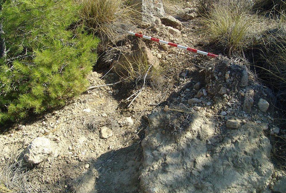 Dolmen Cerro de la Albarda 1