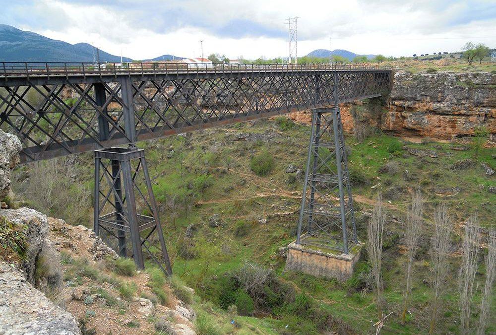 Puente de Hierro de Baúl