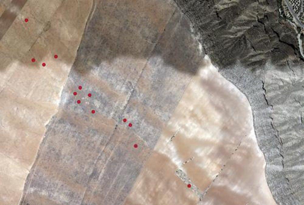 Llano de la Cuesta de Guadix