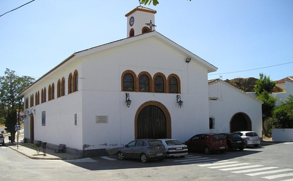 Bildergebnis für ermita nueva guadix