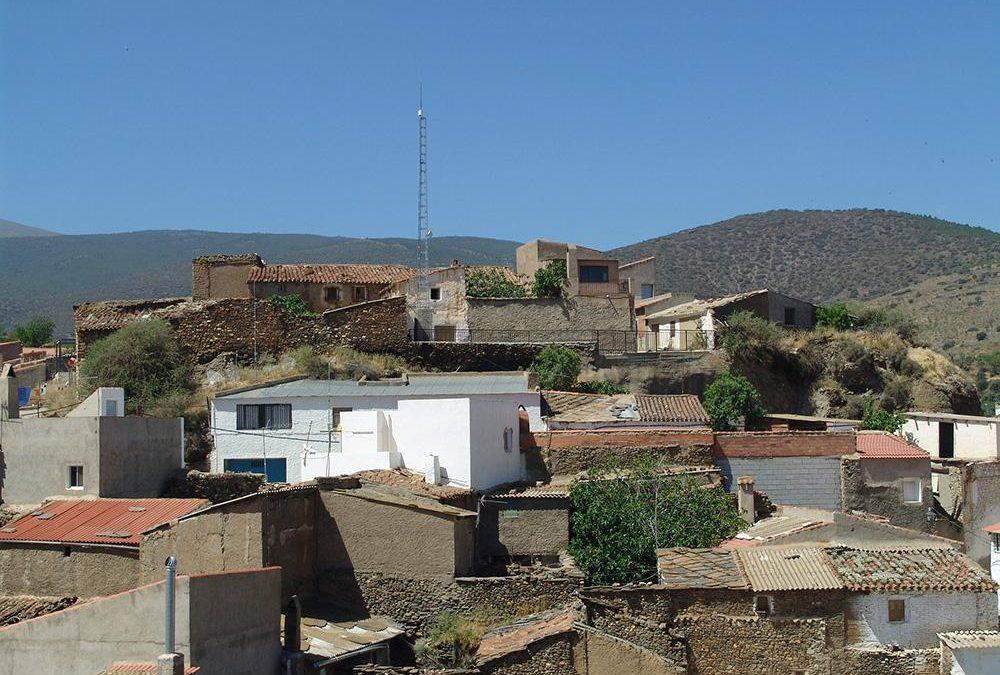 Castillo de Huéneja