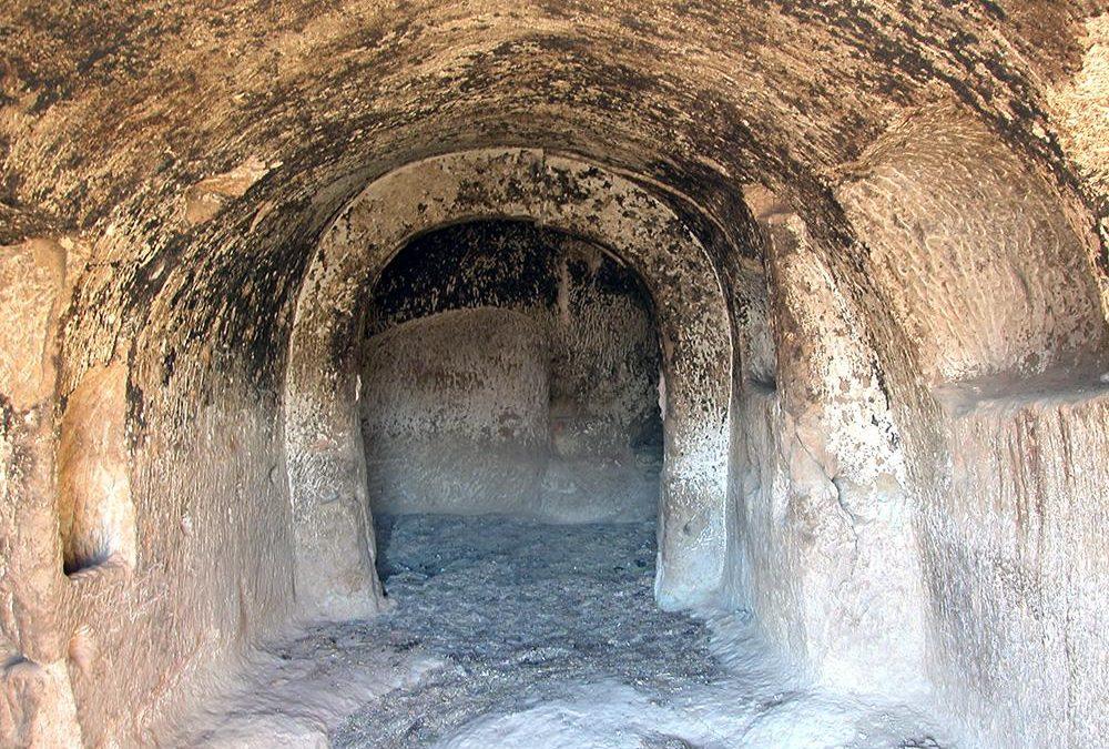 Capilla rupestre del Cerro de Santa Catalina