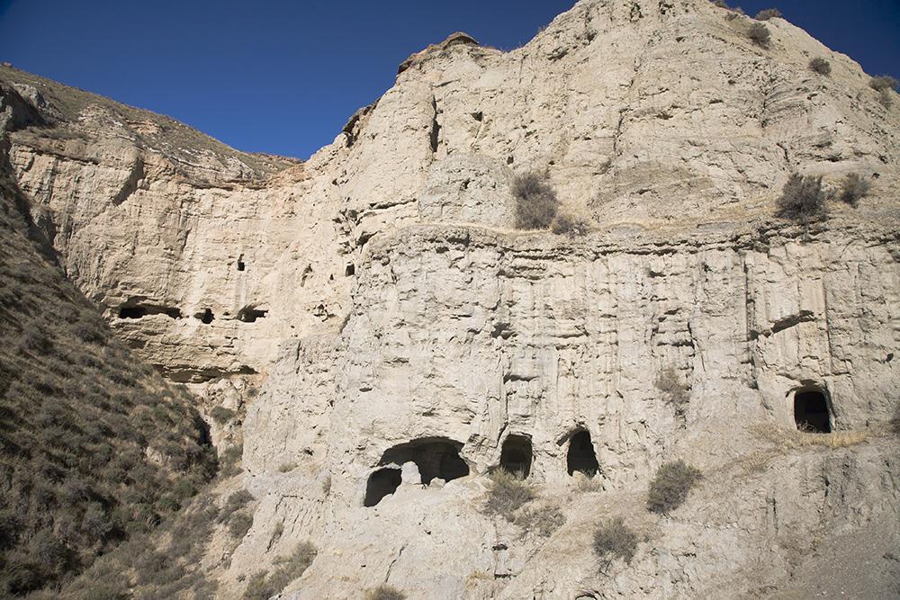Cuevas de Machirri