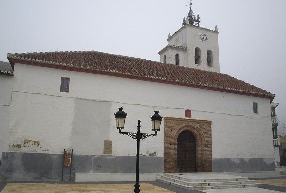 Iglesia de Nª Sra. de la Anunciación y San Martín