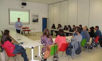 El GDR de Guadix expone el contenido definitivo de la Estrategia de Desarrollo Local LEADER  2016-2020 de la comarca de Guadix a los agentes locales de innovación de los centros Guadalinfo de la comarca
