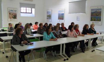 El GDR de Guadix expone la Estrategia de Desarrollo Local LEADER 2016-2020 a las asociaciones de mujeres de la comarca de Guadix