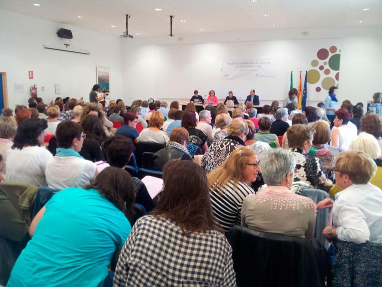"""Inauguración del """"Encuentro de Proyectos de Empoderamiento 2017"""""""