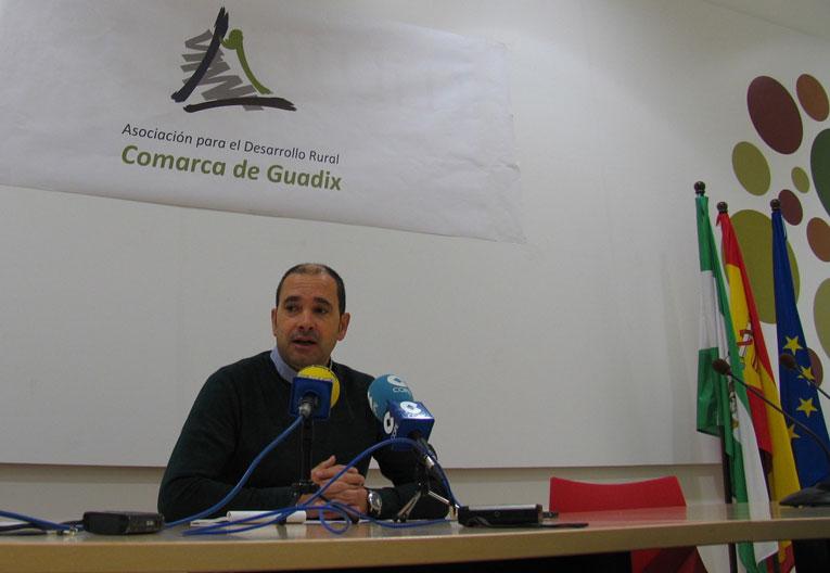 El GDR de Guadix convoca veintiuna líneas de subvención correspondientes a la anualidad 2017