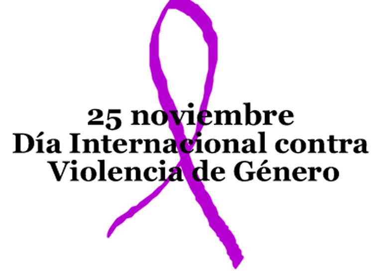25 N Día Internacional contra la Violencia de Género