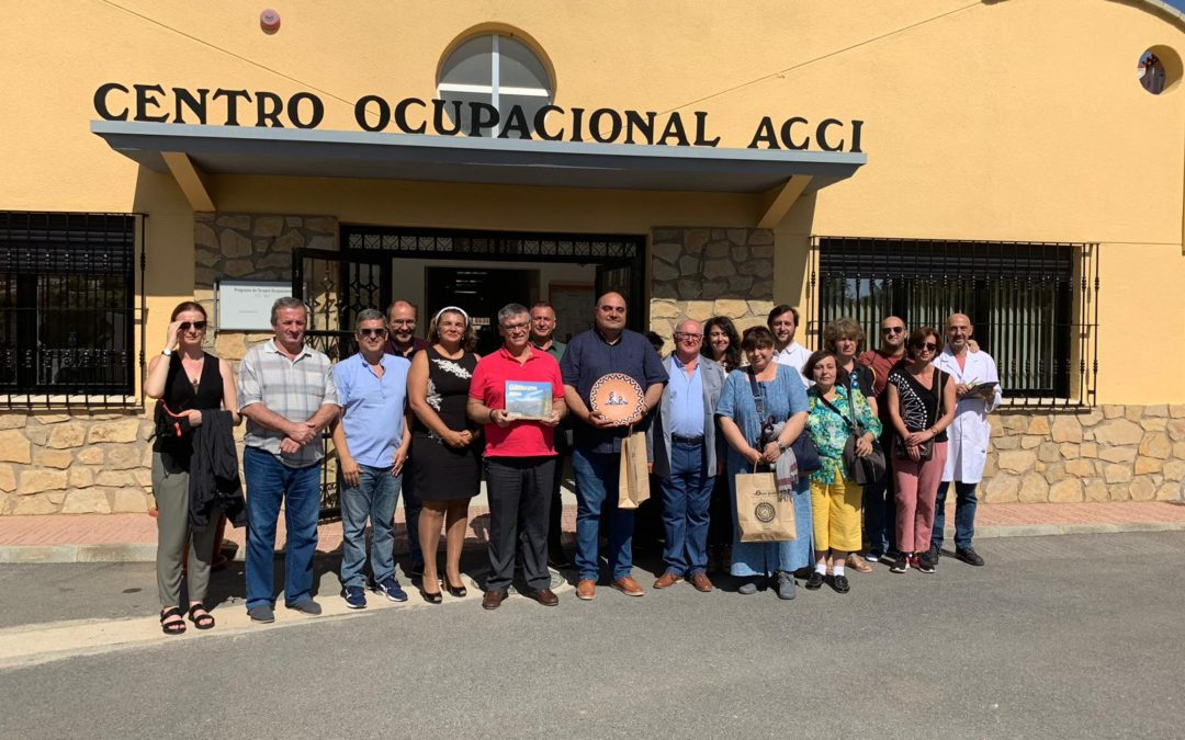 El Grupo de Acción Local de Dedoplistakaro (Georgia) visita la Comarca de Guadix para compartir experiencias y buenas prácticas.