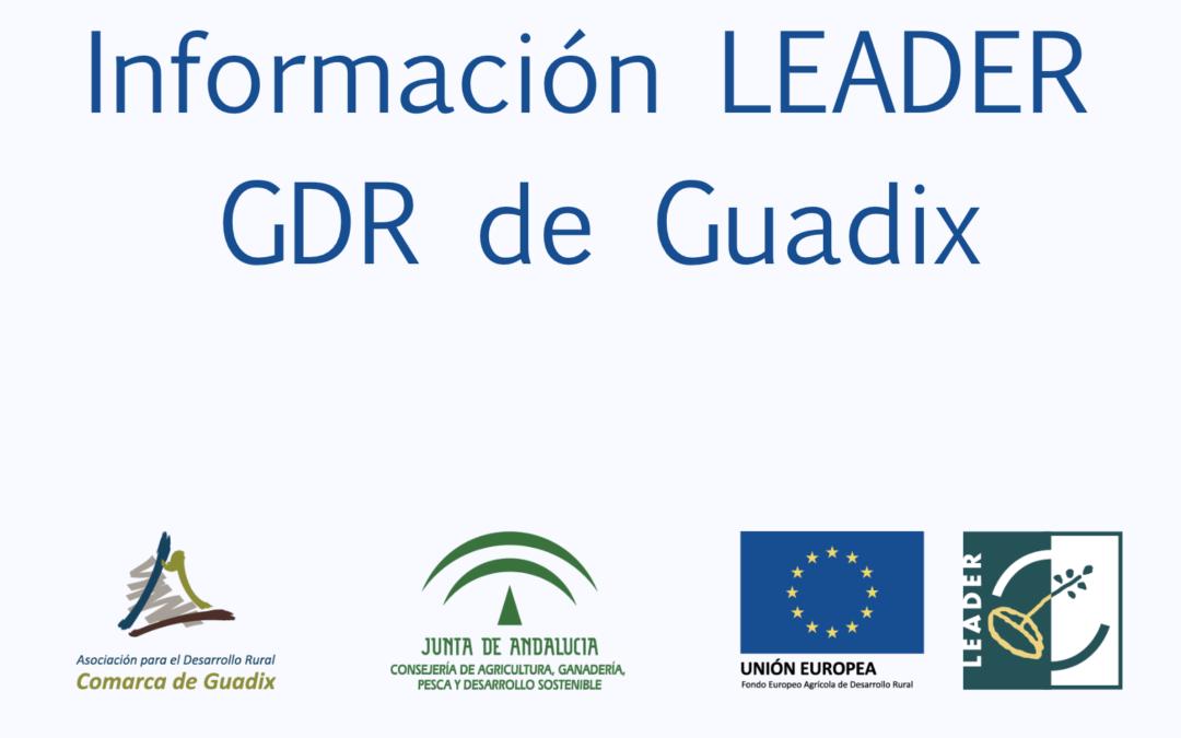 OBLIGACIONES DE INFORMACIÓN Y COMUNICACIÓN DE LAS AYUDAS LEADER