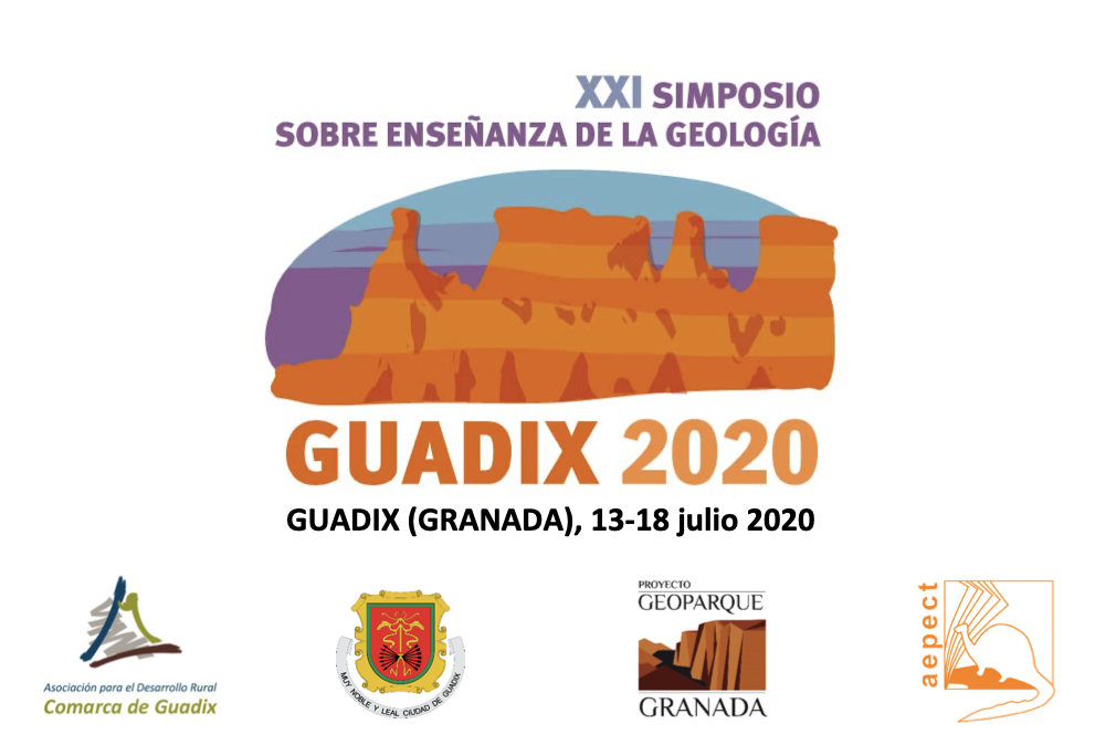 APLAZADO HASTA 2021 el XXI Simposio sobre enseñanza de la Geología.