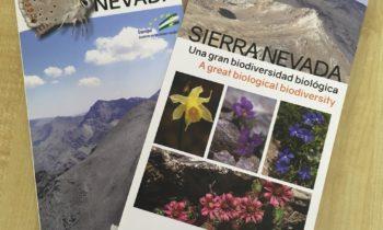Se presentan en el GDR de Guadix los nuevos cuadernos sobre flora y mariposas de Sierra Nevada