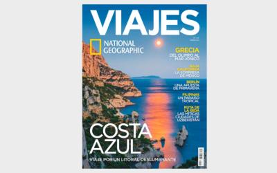 La Comarca de Guadix protagonista de un artículo en el número de abril de la revista Viajes National Geographic