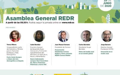 Posicionamiento REDR: Plan Estratégico Nacional PAC y LEADER 2021-2027.
