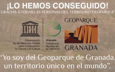 El Geoparque de Granada ya forma parte de la Red Mundial de la Unesco.
