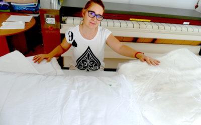 El proyecto de Irene Molero: del folio en blanco al blanco de las sábanas