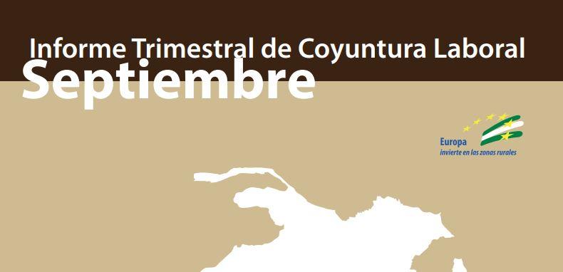 Informe trimestral de coyuntura laboral de la Comarca de Guadix. Septiembre 2020