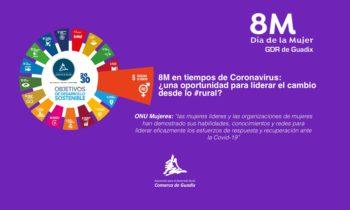 Día Internacional de la Mujer 2021. El 8M en tiempos de Coronavirus: ¿una oportunidad para liderar el cambio desde lo rural?