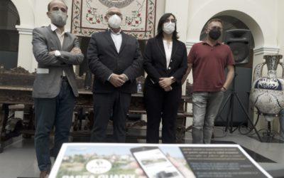 El GDR de Guadix subvenciona la aplicación de promoción turística 'Pasea Guadix' promovida por el Centro de Estudios Pedro Suárez