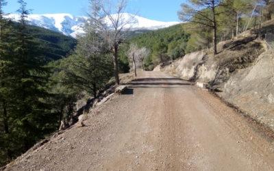 Jérez del Marquesado promueve un sendero de 17km entre los barrancos Alhorí y Alcázar para conocer los canales de sus antiguas centrales hidroeléctricas