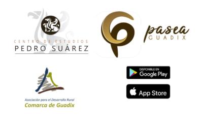Treinta rutas tematizadas al alcance de un clic gracias a la App 'Pasea Guadix' promovida por el Centro de Estudios Pedro Suárez y subvencionada por el GDR de Guadix